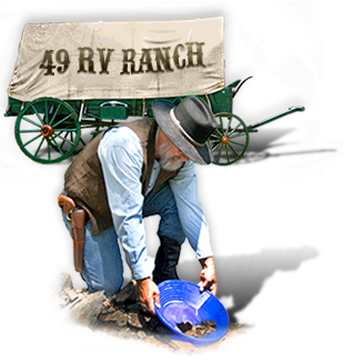 49er RV Ranch Logo