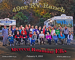 Merced Roaming Elks Group Photo 10